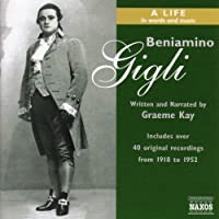 Life in Words & Music by Beniamino Gigli (2013-05-03)