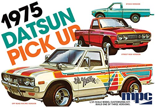 MPC MPC881 1:25 1975 Datsun Pickup, Multi