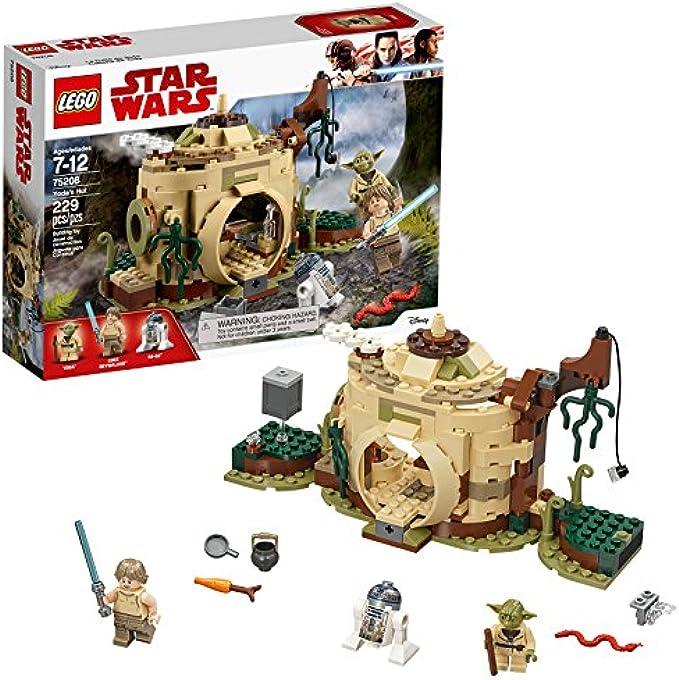 LEGO Star Wars 75208 The Empire Strikes Back Yoda's Hut 75208