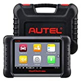 Autel MaxiCheck MX808, 2021 Newest Diagnostic Scan Tool [Same as MK808], 25+ Services, All Systems Diagnosis, US Proven Solution, ABS Bleeding, Oil Reset, EPB, SAS, DPF, BMS, Throttle, Injector Coding