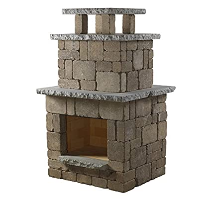 Necessories Santa FE Compact Fireplace