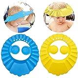 Baby Shampoo Mütze -WENTS Weiche Einstellbar Shampoo Badewanne Dusche Mütze Augenschutz Dusche Badeschutz