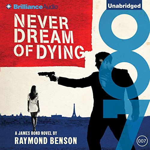 Never Dream of Dying cover art