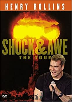 Henry Rollins  Shock and Awe - The Tour