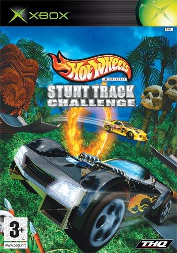 Hot Wheels: Stunt Track Challenge [Importación italiana]