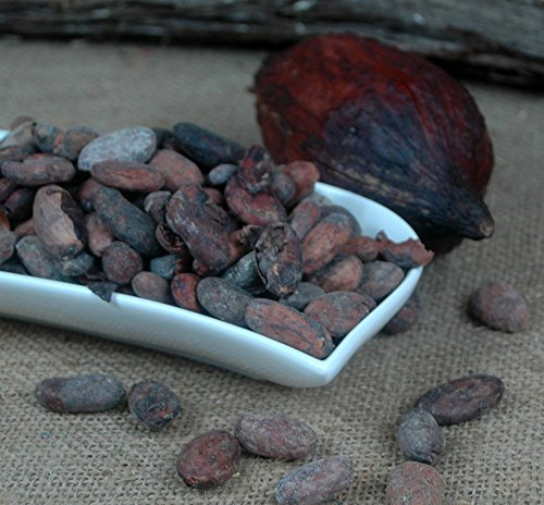 los granos de cacao Ecuador 250 g