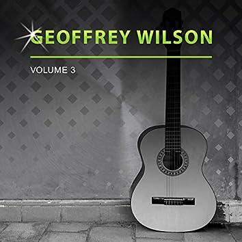 Geoffrey Wilson, Vol. 3