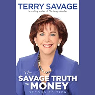 The Savage Truth on Money, 2nd Edition copertina