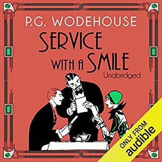 Service with a Smile cover art