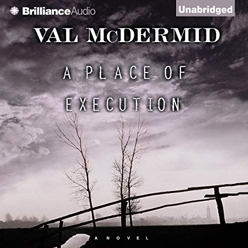 A Place of Execution audiobook cover art
