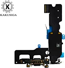 KAKUSIGA Compatible with iPhone 7plus Charging Port Dock Connector Flex Cable + Microphone + Headphone Audio Jack Replacement for 7 Plus 5.5