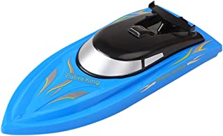 FunPa RC Boat Crocodile 2.4GHz High Speed Remote Control Boat RC Racing Boat Toy for Kids
