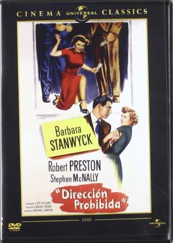 Direccion Prohibida [DVD]