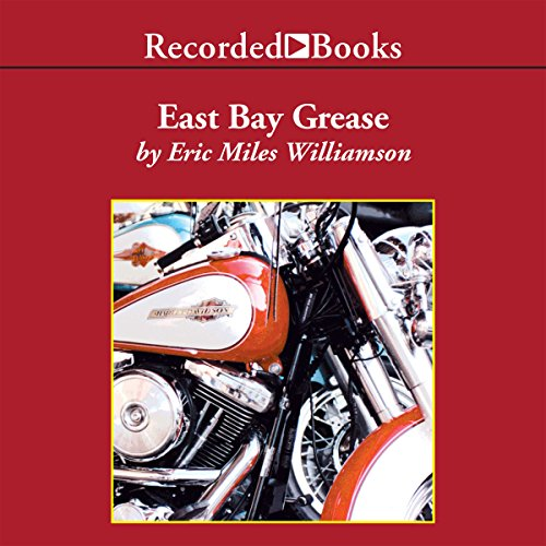 East Bay Grease audiobook cover art