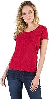 Blusa Básica Vermelho