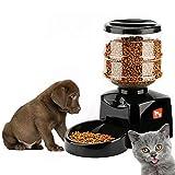 ZXF 5.5L große Kapazität Hund Katze automatische Fütterung Gerät Umweltschutz PP Material...