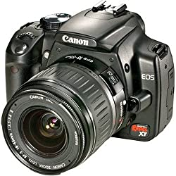 Image of Canon Digital Rebel XT DSLR...: Bestviewsreviews