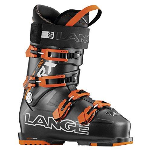 Lange - Chaussures De Ski RX 120 (Anthracite-Orange) Homme - Homme - Taille 46 - Gris