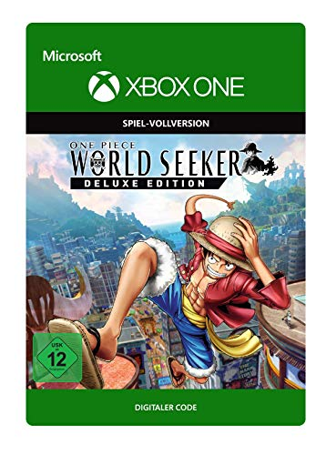 ONE PIECE World Seeker Deluxe Edition   Xbox One - Download Code