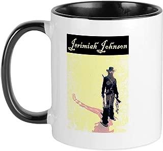 CafePress JERIMIAH MOUNTAIN MAN JOHNSON Mug Unique Coffee Mug, Coffee Cup