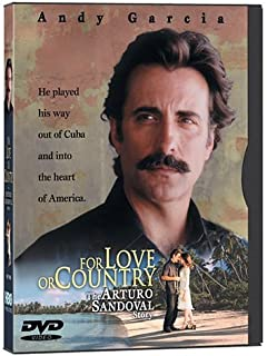 For Love or Country: The Arturo Sandoval Story (DVD)