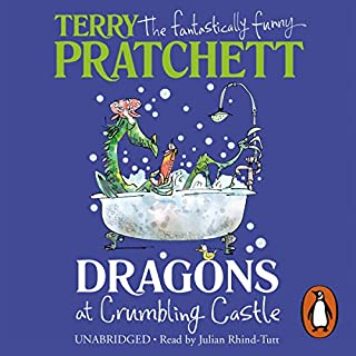 Dragons at Crumbling Castle                   De :                                                                                                                                 Terry Pratchett                               Lu par :                                                                                                                                 Julian Rhind-Tutt                      Durée : 4 h et 8 min     Pas de notations     Global 0,0