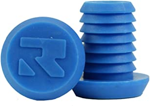 Root Industries Bar Ends for Standard Alloy Bars - Blue (Set of 2)