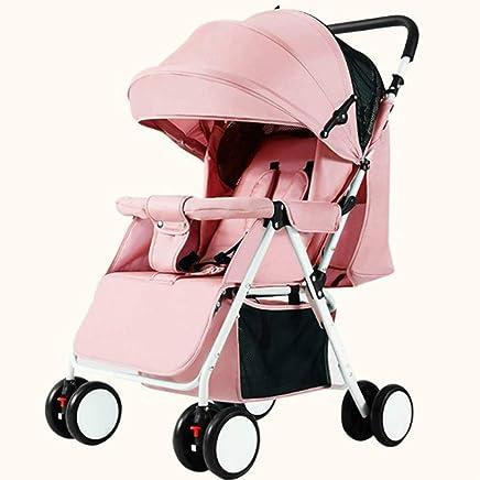 Amazon.es: carritos bebe 3 piezas rosa