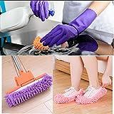Zoom IMG-2 zoneyan mop slippers polvere multi