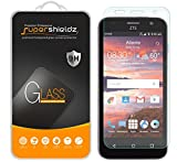 (2 Pack) Supershieldz Designed for ZTE Overture 2, Atrium, Fanfare and Scend Z791G Tempered Glass Screen Protector, Anti Scratch, Bubble Free