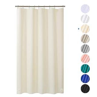 AmazerBath Plastic Shower Curtain, 54