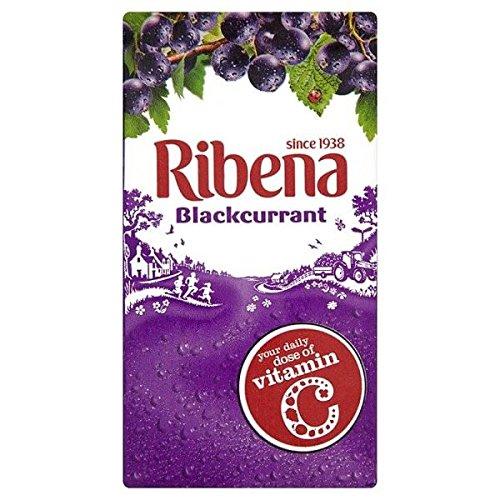 Ribena - Jus de cassis - 3 briques de 288 ml