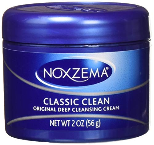 Noxzema The Original Deep Cleansing Cream Travel Size 2 Oz (Pack of 3)