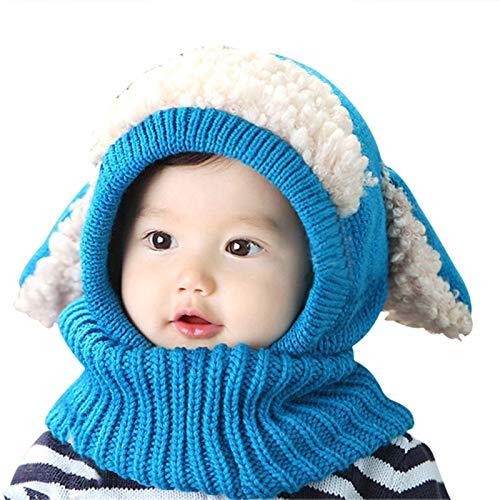 lefeindgdi - Gorro de invierno para bebé, diseño de gorras para niños