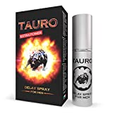 Retardante sexual eyaculacion precoz Tauro Extra Fuerte 5ml 100% Natural - Disponible envio Prime