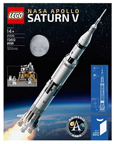 LEGO 2017 21309-- Ideas NASA Apollo Saturn V Set