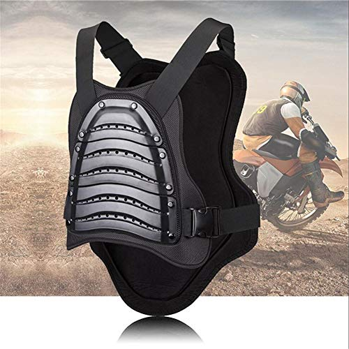 XIONGGG Adult Vest Armor Protection Cycling Skiing Riding Skateboarding Jacket Motocross Body Guard Vest Pretection