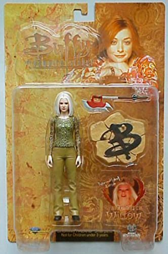Buffy the Vampire Slayer - International Exclusive - Weiß Witch Willow - Limited Edition - Action Figure from 2004 by Buffy the Vampire Slayer