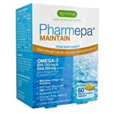 Pharmepa Maintain Super Strength Omega-3 Wild Fish Oil with GLA & Vitamin D3