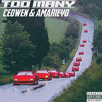 too many (feat. Amarieyo)