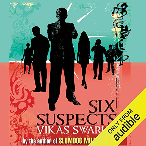 Six Suspects Titelbild