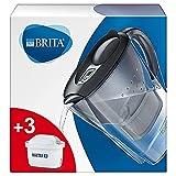 BRITA Wasserfilter Marella graphit inkl. 3 MAXTRA+ Filterkartuschen –...