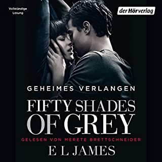 fifty shades of grey audiobook com fifty shades of grey 1 geheimes verlangen cover art