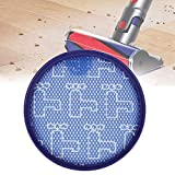 Uxsiya Filtro de aspirador fácil de instalar filtro HEPA limpiador filtro para cocina casera
