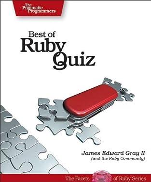 Best of Ruby Quiz (Pragmatic Programmers)
