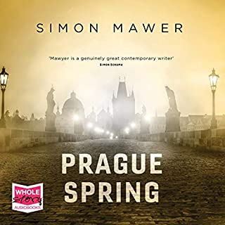 Prague Spring cover art
