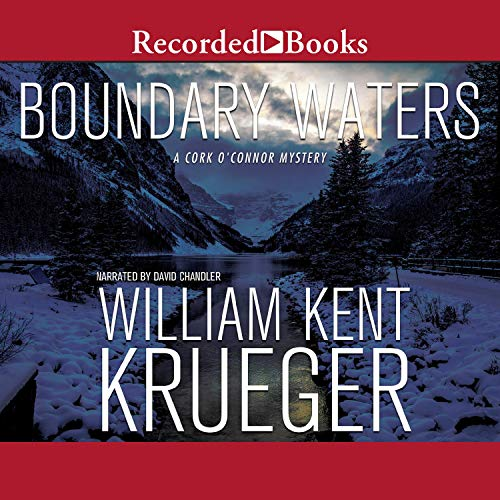 Boundary Waters  By  cover art