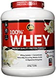All Stars 100% Whey Protein, Vanilla, 1er Pack (1 x 2270 g) -
