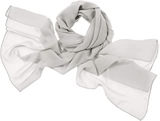 bridesmay Chiffon Stola Schal Scarves für Kleider in Verschiedenen Farben