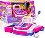 Famous Quality plastic Electronic Cash Register Toy , Multicolour, 3 years and above
